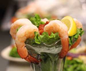 Fresh Shrimp Cocktail